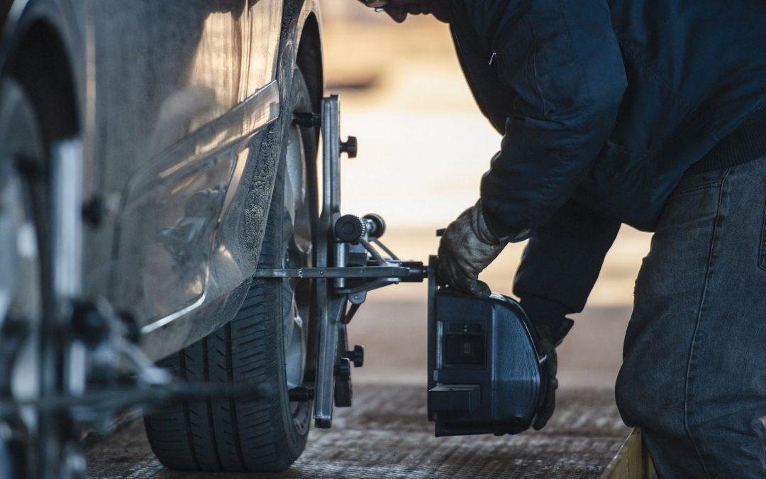 wheel fixing