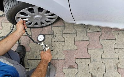 How Often Should You Check Your Tyre Pressure?